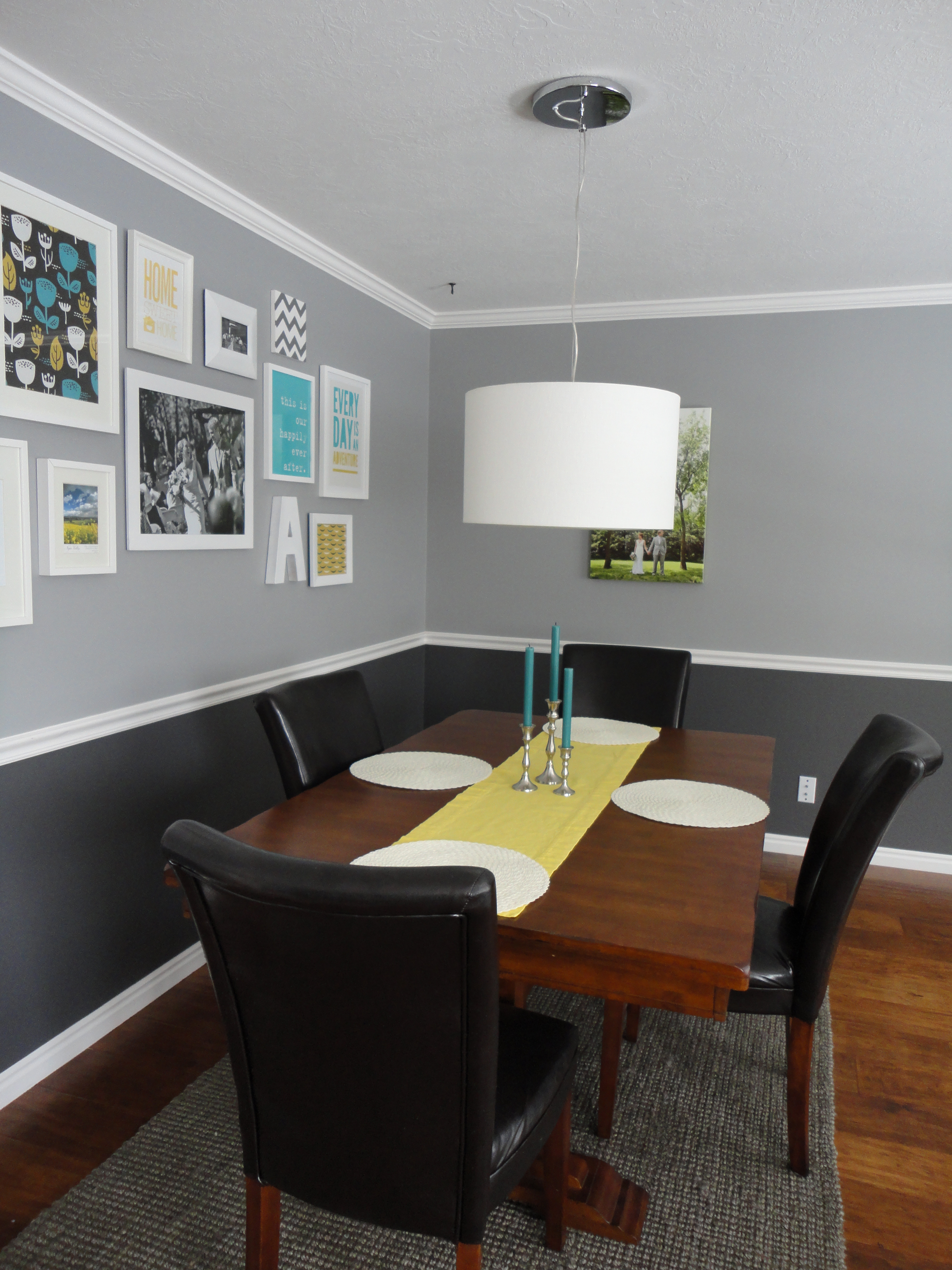 366 85 91 run knit hitched - Dining room wall colors ...