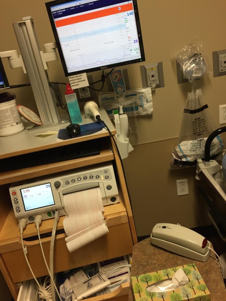 fun in triage room 3!